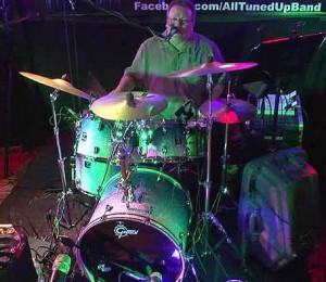 George Bittner All Tuned Up Drums Vocals