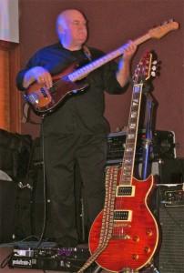 jim hines bass guitar