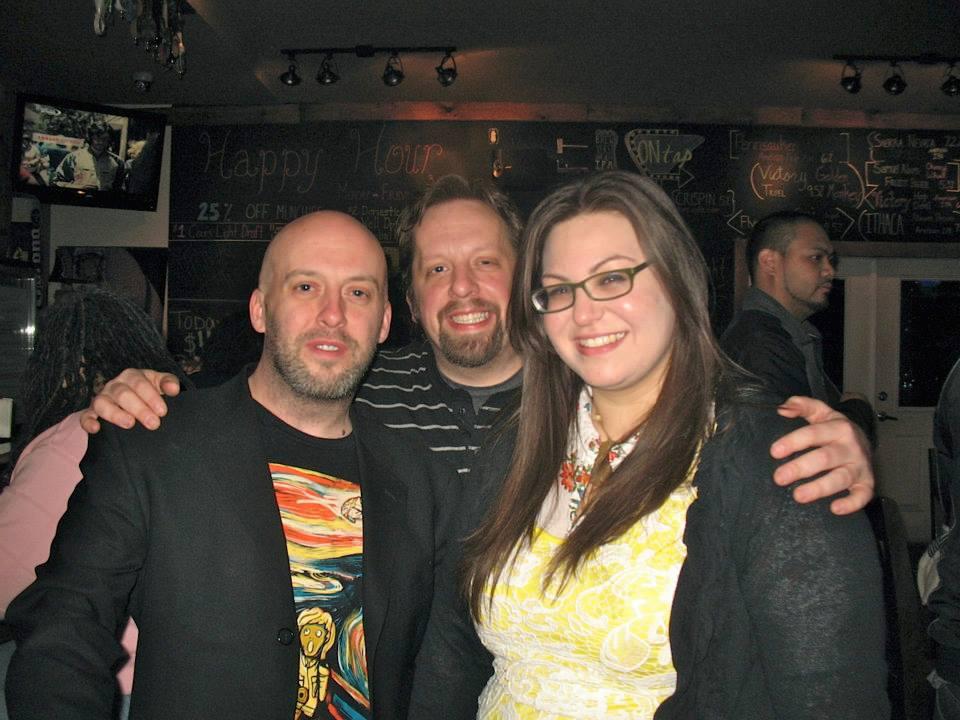 Matt, Justin & Lisa