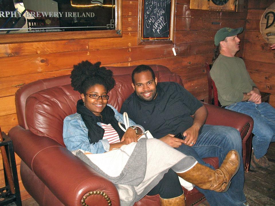 Stephanie & Lucien