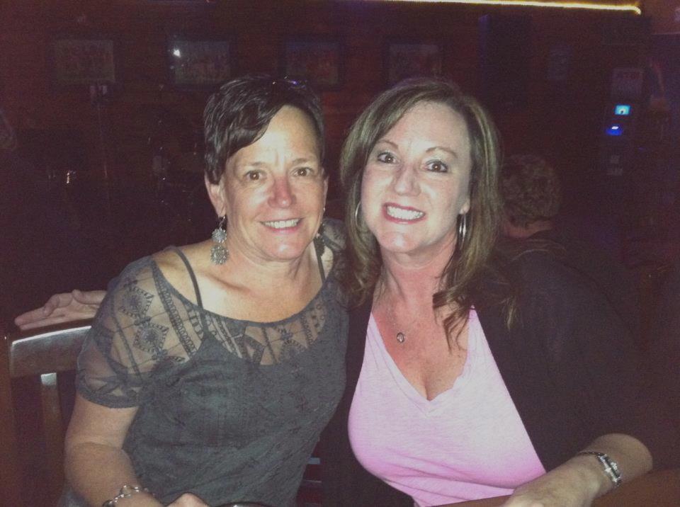 Sue & Beth