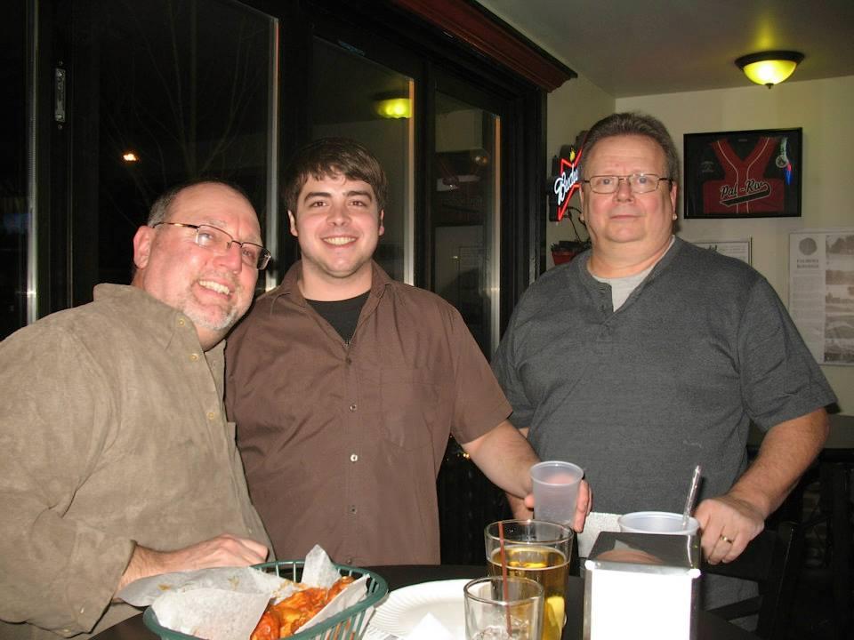 Ed, Pete, & George