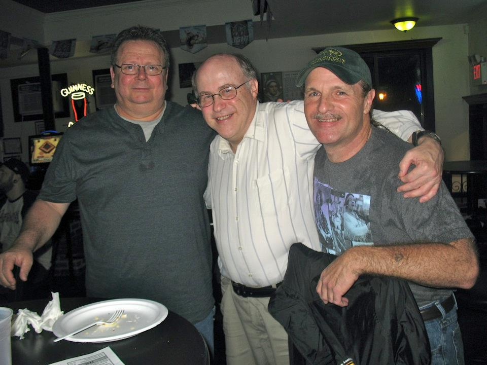 George, Bob & Ed